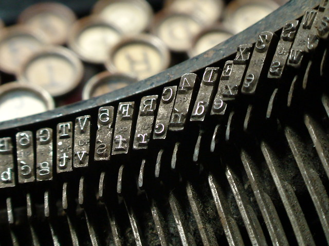 Unterwood typewritter