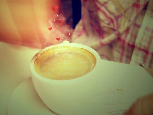 cup of coffee weekend update