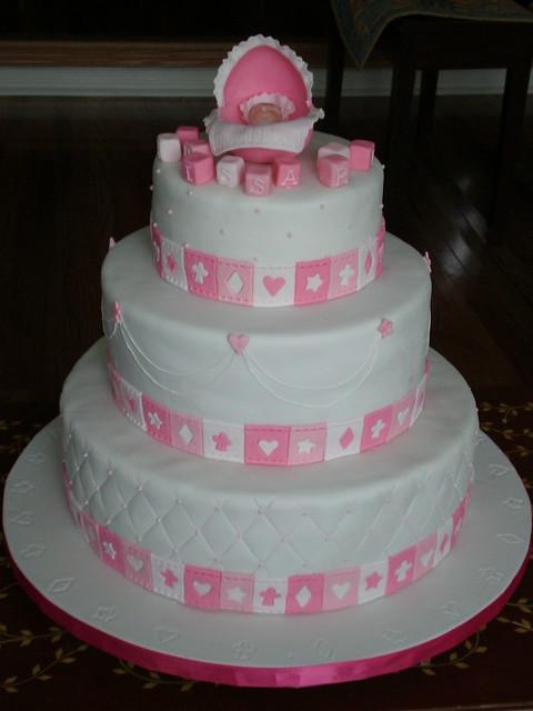 Stunning Christening Cakes