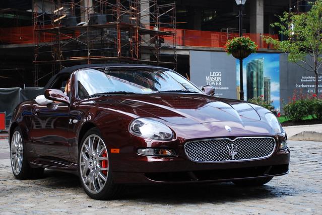 Maserati 4200 GT Spyder V8 Gran Sport | Flickr - Photo Sharing!