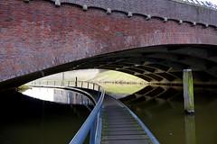 Onder de brug/Under the bridge by truus1949