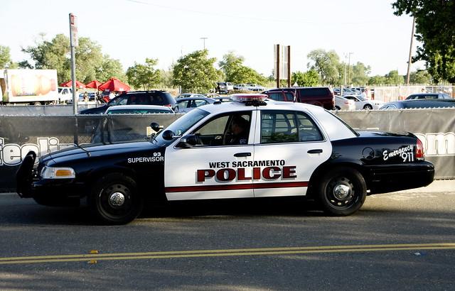 Sacramento Car Accident Reports - geografic info