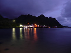 Stø, Vesteralen - Night View