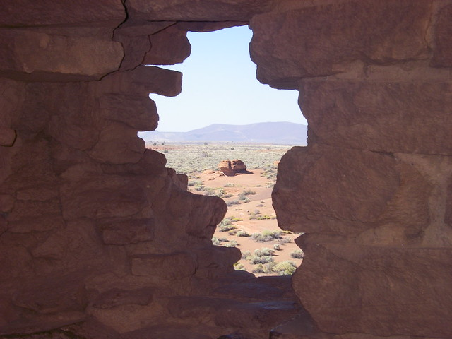 Wukoki window view to Southeast