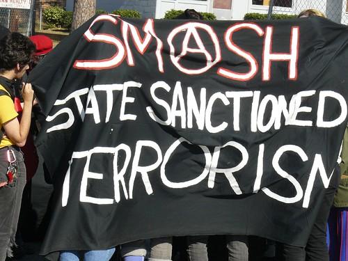 Smash State Sanctioned Terrorism