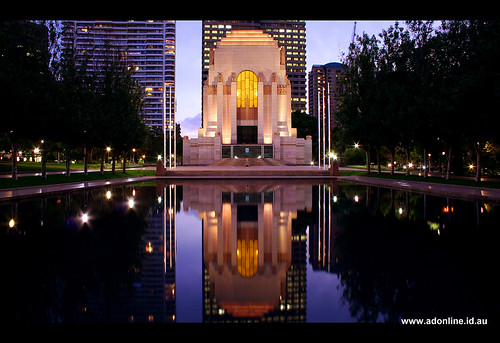 Anzac War Memorial, Sydney
