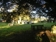 All Saints churchyard, Freeling