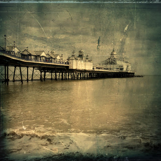 Pier in the Past