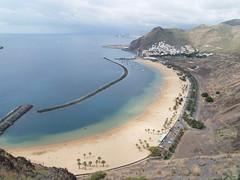 Playa de las Teresitas view #1