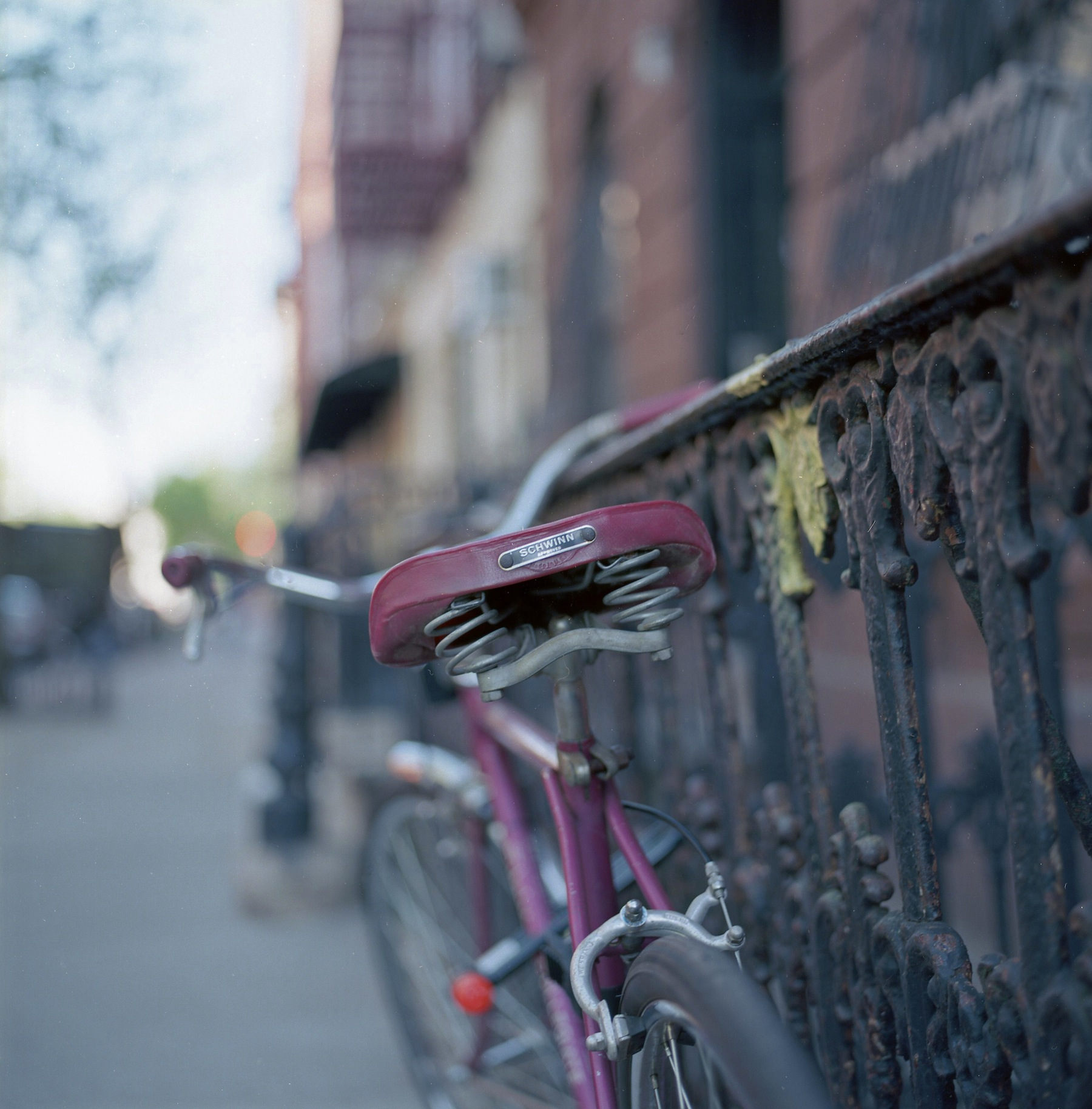 Schwinn Seat, East Village