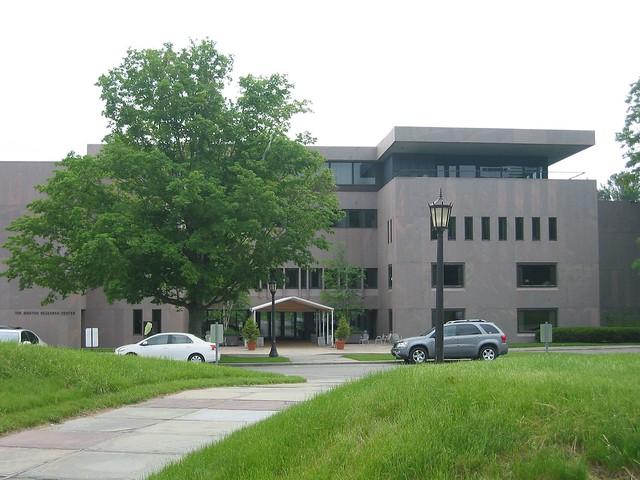 Clark Institute, New Building