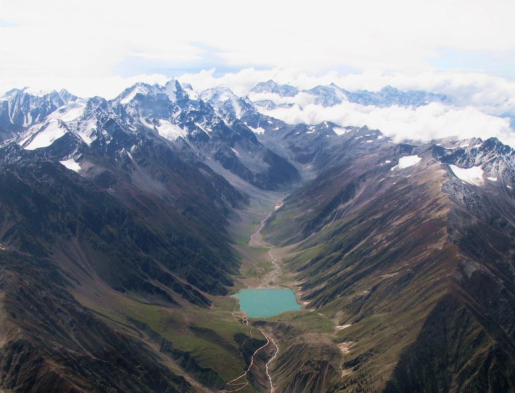 flight to Gilgit 22