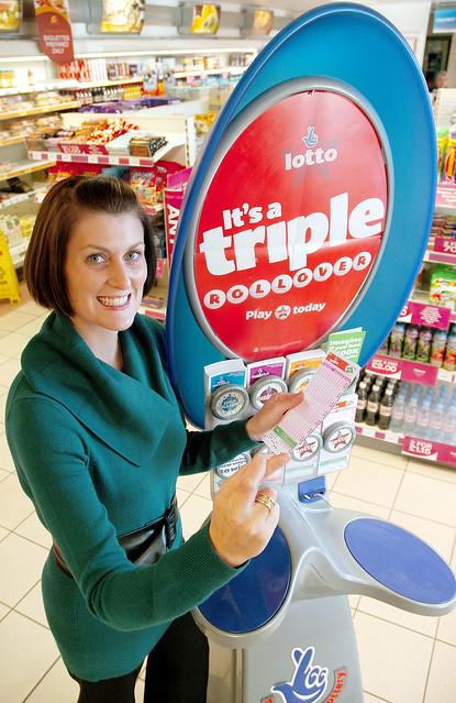 Triple Lotto Rollover