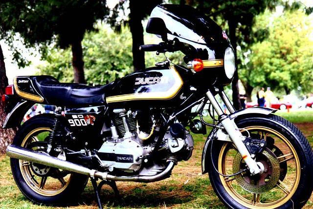 Ducati Darmah 1981