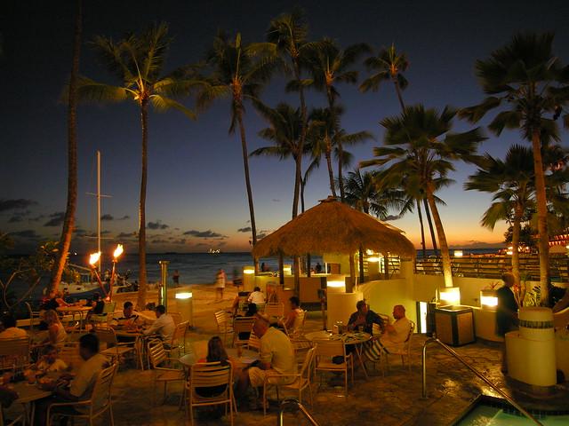 Dukes Restaurant Waikiki Menu