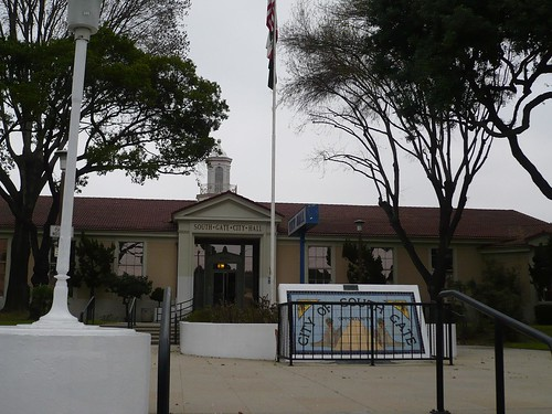 South Gate City Hall