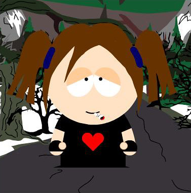 southpark daisies in 2003