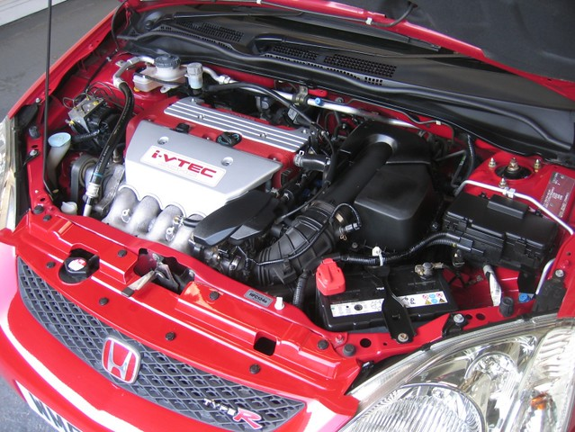 2002 honda civic type r k20a engine flickr photo sharing for Civic type r motor