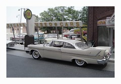 A '58 Plymouth Fury in 1960