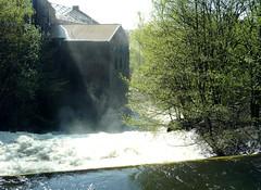 Waterfall, Akerselva