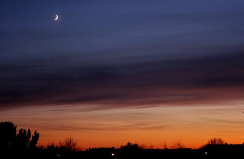 sunset croatia zagreb zalazak colorphotoaward