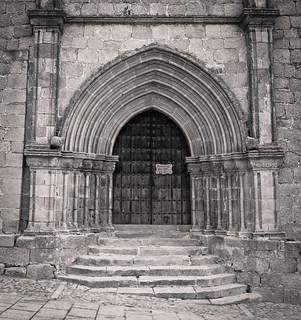 Pórtico de Santa María la Mayor