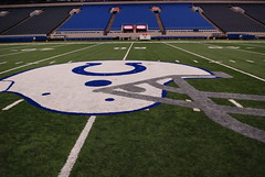 Indianapolis Colts RCA Dome