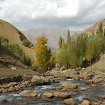 Autumn Landscape Views - Garm Chashma, Tajikistan