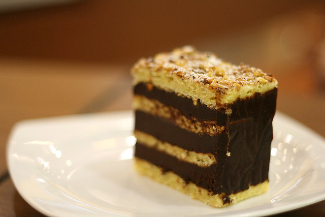 Chocolate Pistachio Cake | Flickr - Photo Sharing!