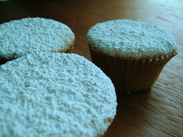 jelly donut cupcakes | Flickr - Photo Sharing!