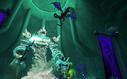 Murmur and the Dragon Kite (World of Warcraft)
