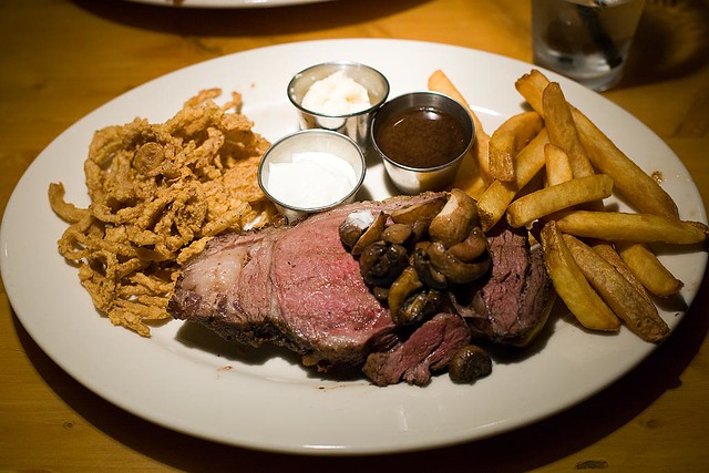 Flame-Grilled Prime Rib Sandwich | Flickr - Photo Sharing!