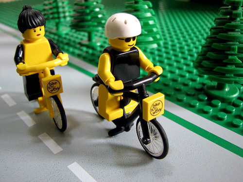 Lego Bike 2 Work Indonesia
