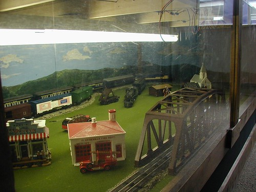 railroad train museums
