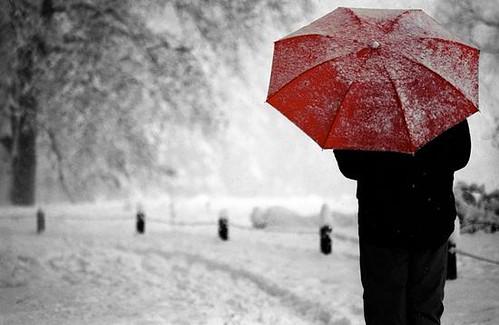 red umbrella by _poseidon_