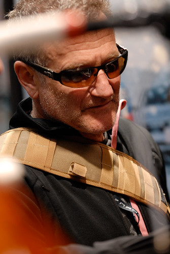 Robin Williams at NAHBS