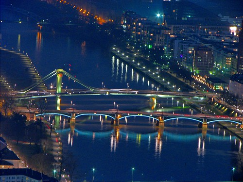 Frankfurt Bridges...