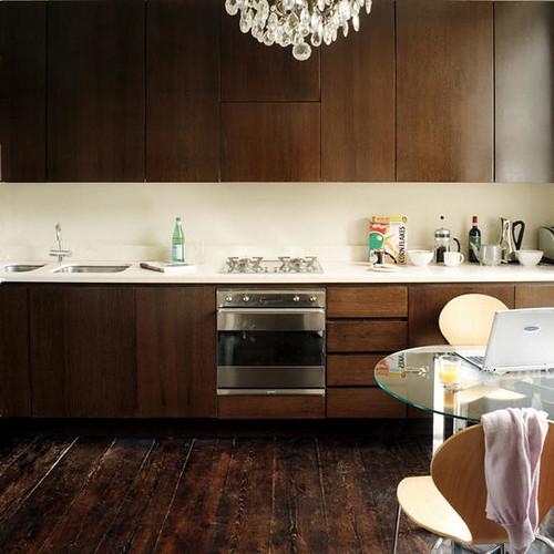 Dark Wood Kitchen Flickr Photo Sharing