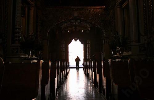 Caminando hacia la luz!