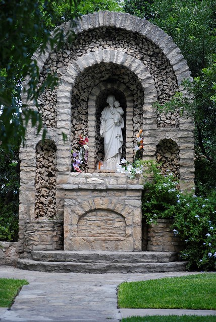 Oblate Missions Lourdes Grotto Flickr Photo Sharing
