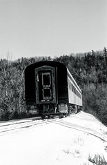 Rear End of the Train