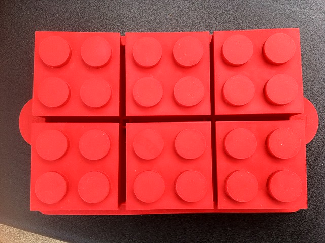 Lego Cake Pan 5 00 Flickr Photo Sharing