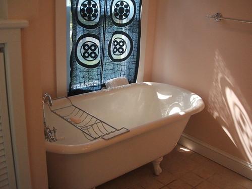 Un bagno come un salotto