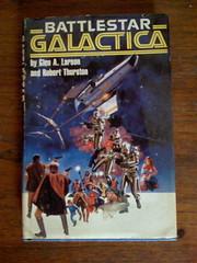 Battlestar Galactica novel