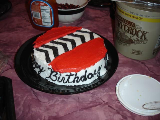 Sca Birthday Cake