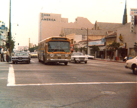 RTD 5230 in Pasadena, California