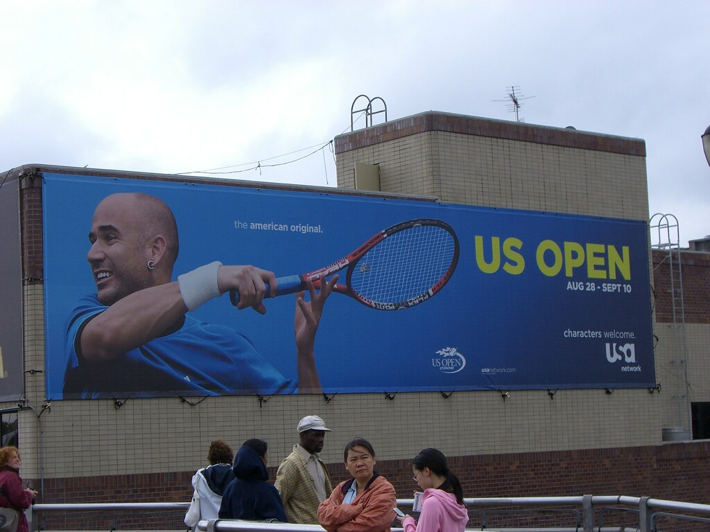 Welcome to US Open 2006