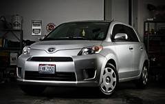 automobile, automotive exterior, wheel, vehicle, automotive design, scion, city car, compact car, bumper, scion xd, land vehicle,