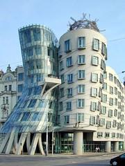 La maison qui danse (Prague)