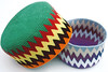 More Tapestry Crochet Hats/Baskets by tapestrycrochet